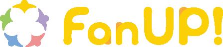 fanUP!ロゴ