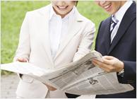 新聞社向けソリューション